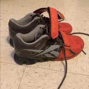 Reebok Crossfit lifting shoes